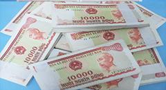10 nghìn giấy đỏ
